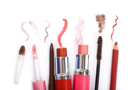 eyemakeup: colorful makeup collection