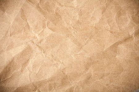 wrinkled paper: crushed grunge paper background