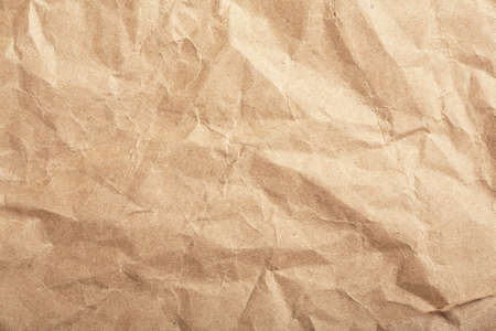 recycled paper: crushed grunge paper background