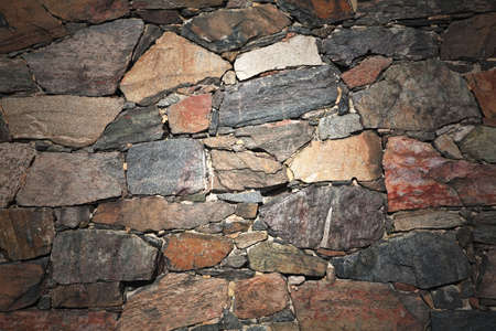 detritus: abstract stone wall background
