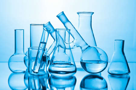 chemical laboratory equipment Stock Photo - 6838539
