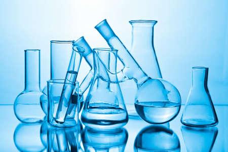 chemical laboratory equipment  photo