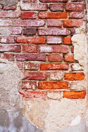 detritus: brick wall texture