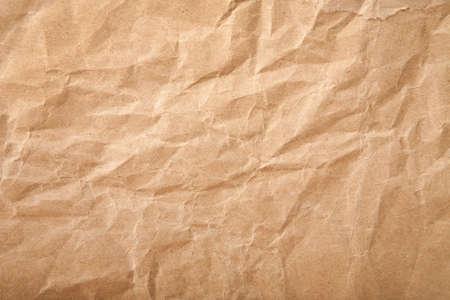 wrinkled paper: Crushed grunge paper achtergrond