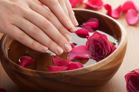 spa for hands Stock Photo - 7858464