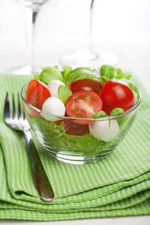 caprese: caprese salad