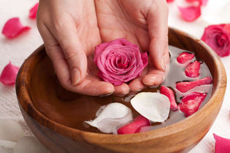 spa for hands photo
