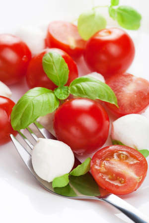 caprese: fresh salad
