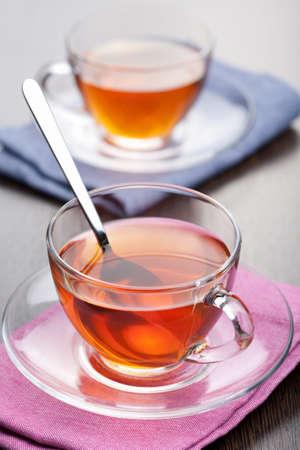 cups of tea photo