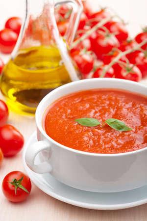tomato soup Stock Photo - 8731643