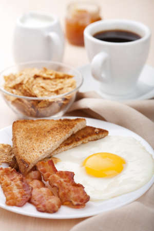 traditional breakfast  Stock Photo - 9463498