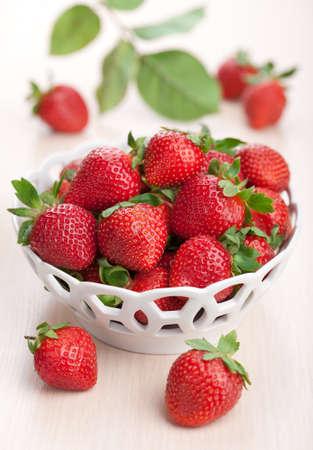 fresh strawberry Stock Photo - 9828042