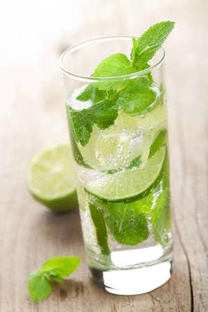 fresh mojito cocktail Stock Photo - 9827895