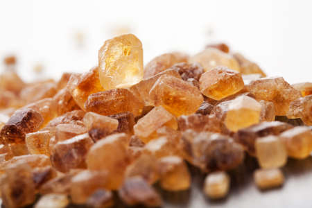 sucrose: brown sugar