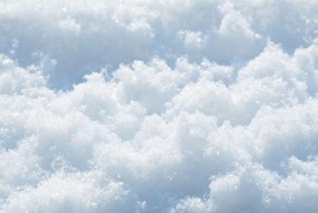 ice crystals: Snow background