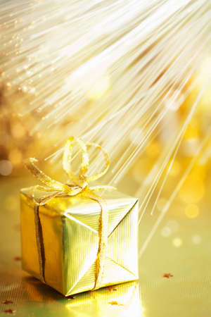 christmas gift box Stock Photo - 11037794