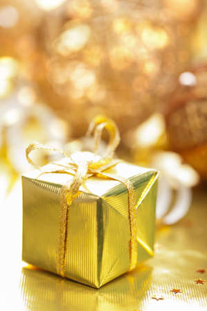 christmas gifts and decoration Stock Photo - 11099254