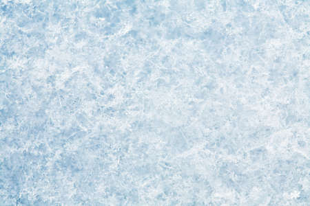 abstract snow background  photo