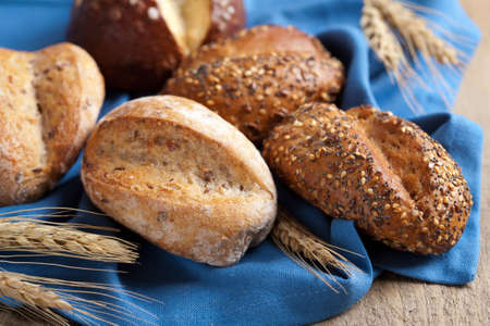 healthy bread  Stock Photo - 12446904