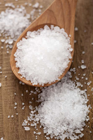 sea salt Stockfoto