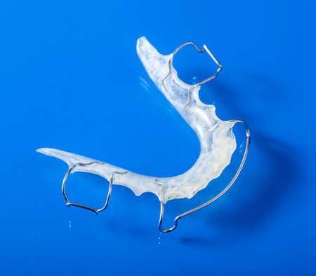 orthodontic teeth retainer brace bracket photo