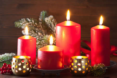 christmas candles: christmas candles lantern decoration