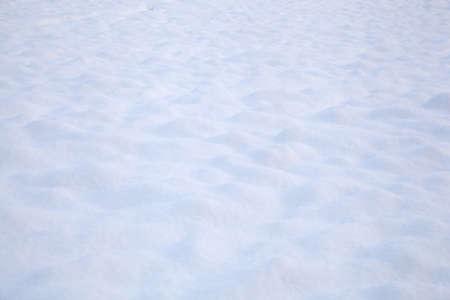 abstract blue winter snow background Reklamní fotografie
