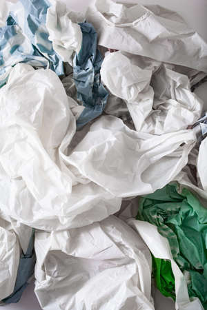 disposable plastic bag, waste, recycling, environmental issues Stock fotó