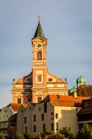 St. Pauls Church in Passau, Germany Stok Fotoğraf - 90838031