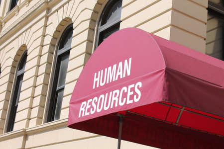 Human Resources Canopy Stock Photo - 14802787