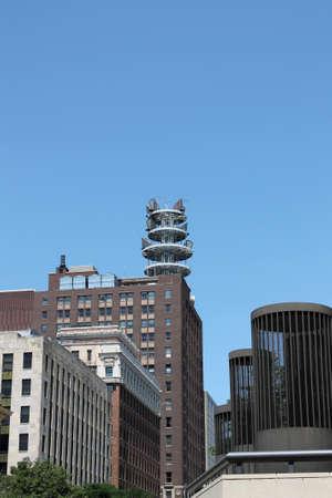 omaha: Skyline of downtown Omaha, Nebraska