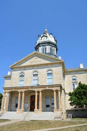 Madison County Courthouse-Winterset, Iowa