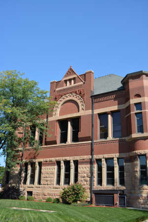 lea: Freeborn County Courthouse-Albert Lea, Minnesota