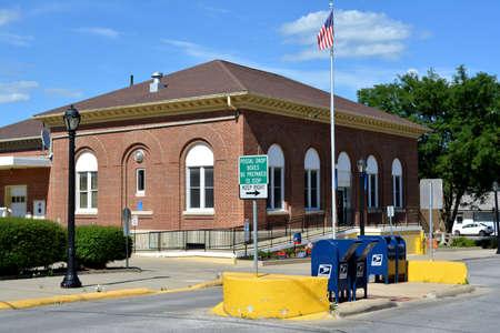 usps: Post Office-Atlantic, Iowa