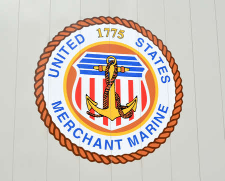 merchant: United States Merchant Marine Emblem
