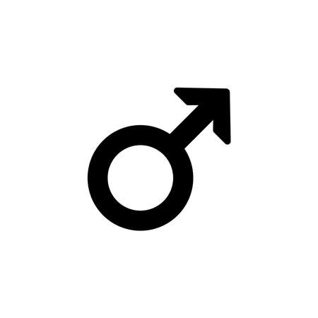 Male Icon Vector Isolated On White Background, Male Icon Image, Man Icon Vector Design, Man Icon Flat Eps10