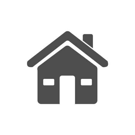 house icon. home icon. house icon isolated on white background