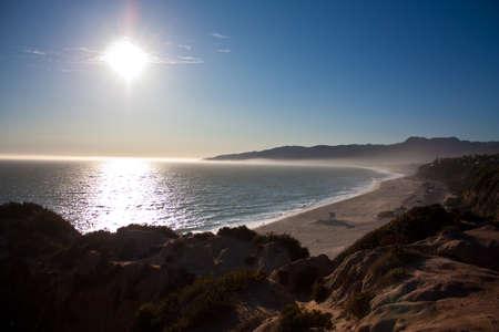 malibu: Beach Sunset