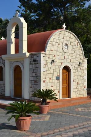 Church in Greece.