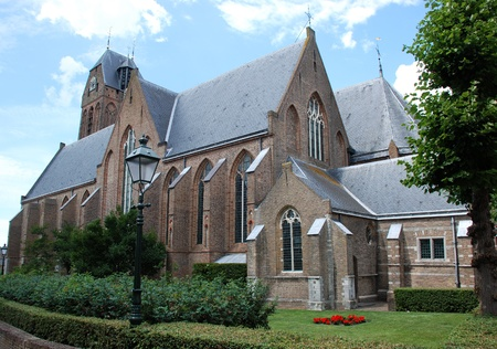 St. Michaels church in The Netherlands