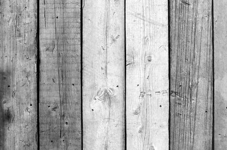 leidschendam: Fence with wooden planks in Leidschendam, Netherlands