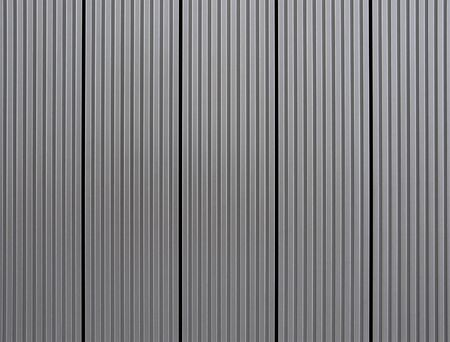 Grey metal background photo