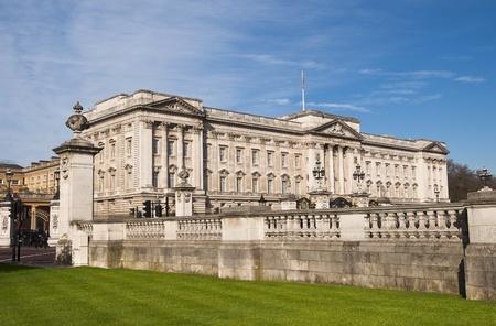 Buckingham Palace in London, UK photo