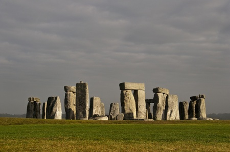 Stonehenge prehistoric monument, England, UK Stock Photo - 10920897