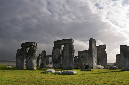Stonehenge prehistoric monument, england, UK Stock Photo - 10920896