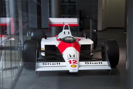 Ayrton Senna McLaren MP4/4, season 1988