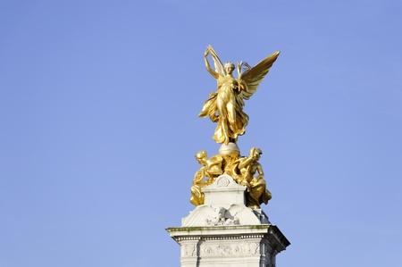 Victoria memorial in London, England, UK Stock Photo - 13557763