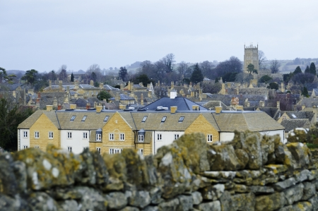 gloucestershire: Chipping Campden village in the Costwolds, England, UK