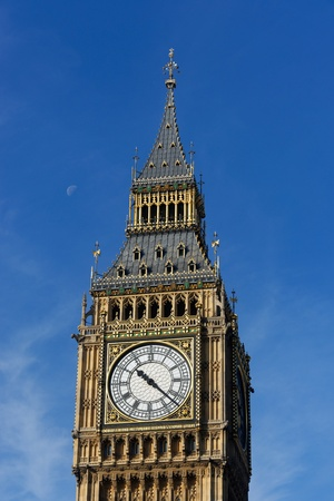 The Clock Tower in London, England, UK Stock Photo - 15767878