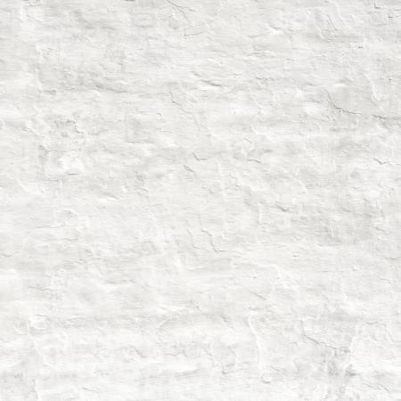 Rough white wall texture, square photograph Foto de archivo